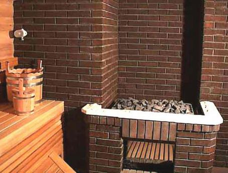 Как установить печку в бане на деревянный пол, обустройство дымохода