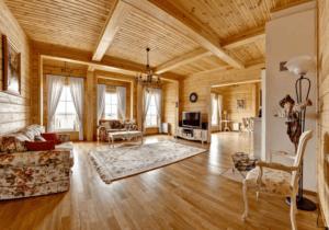 Как укладывать линолеум на деревянный пол: особенности выбора и монтажа