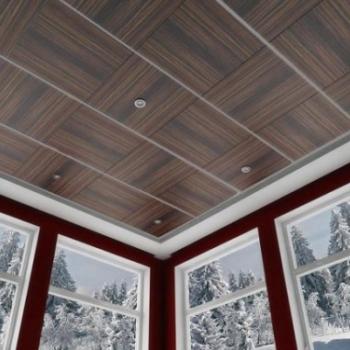 Можно ли и как обшить потолок пластиковыми панелями самому, не имея опыта