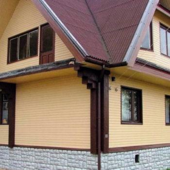 Как обшить сайдингом деревянный дом самостоятельно