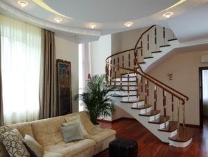 Лестница в дизайне интерьера