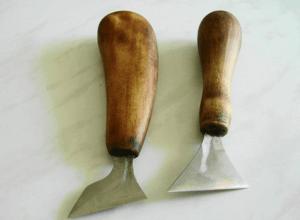 Нож-топорик для геометрии