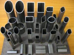 Трубы различного сечения