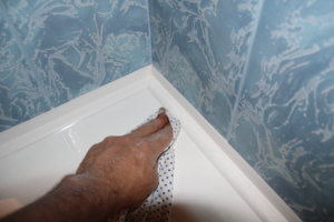 Удаление герметика химическим путем