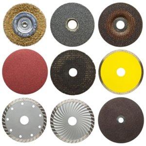 Какие бывают виды дисков для болгарки
