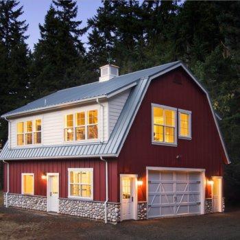 Что нужно знать перед тем, как построить мансардную крышу своими руками