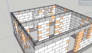 Проём в несущей стене кирпичного дома: как сделать и согласовать