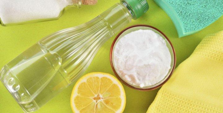 Народные средства для очистки ванны