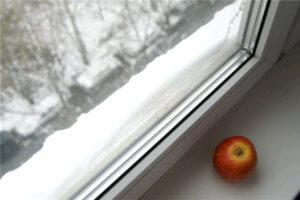 Теплоизоляция стеклопакета