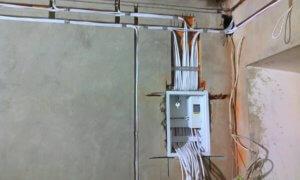 Замена электропроводки