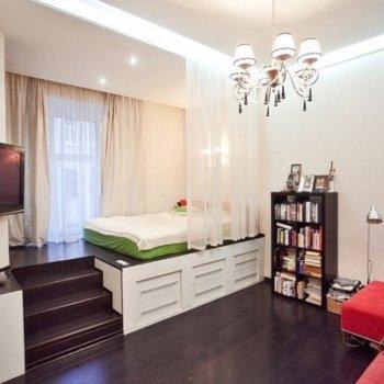 Обустройство однокомнатной квартиры: как и с чего лучше начать