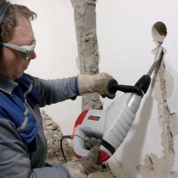 Как проштробить стену без пыли: аккуратный ремонт