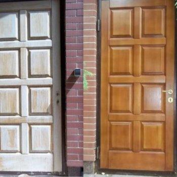 Как обновить деревянную дверь: советы и нюансы