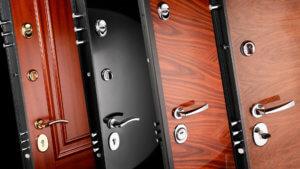 Прочные и надежные двери из металла