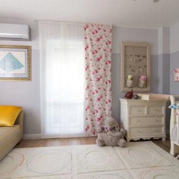 Комната для новорожденной девочки: особенности обустройства