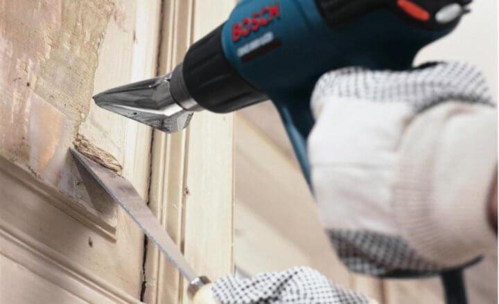 Как убрать старую краску со стен: способы и пошаговая инструкция