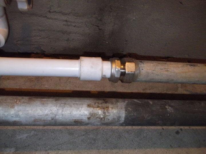 Комбинированный водопровод