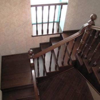 Расчет лестницы на второй этаж по стандартным требованиям
