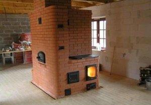Универсальная печь для дома