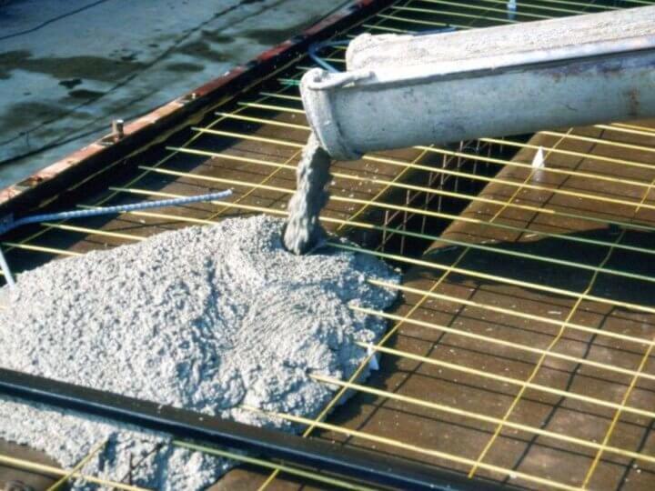 Кубатура бетона