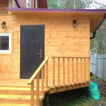 Пристрой к дому из бруса: основные и подготовительные этапы