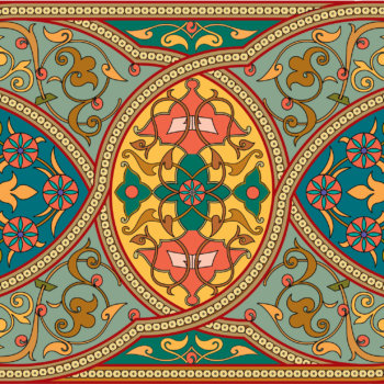 Плитка в восточном стиле: истоки и современность