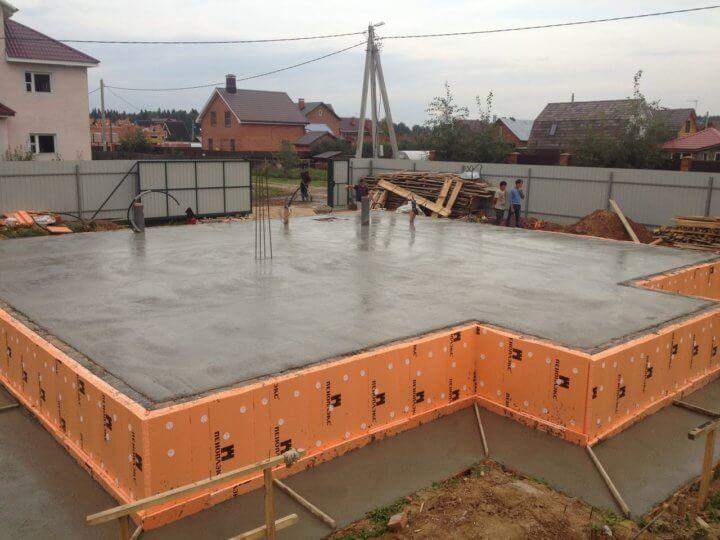 Созревание бетона