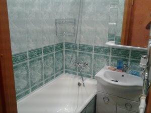 Сайдинг в ванной