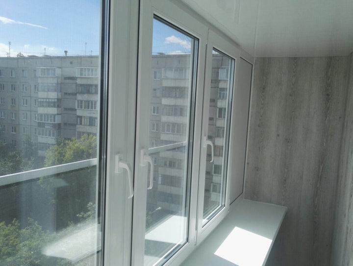 Каков стандартный размер окна в панельном доме
