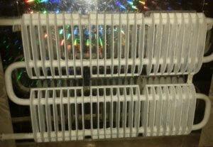 Расчет мощности и количества секций радиатора
