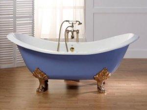 Достинства чугунной ванны
