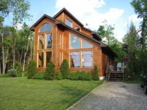 Размеры и форма окон частного дома