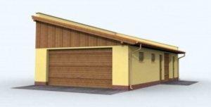 Применение стеклоизола на скатной крыше