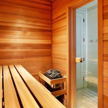 Какой должна быть дверь для парной: материалы и требования к конструкции