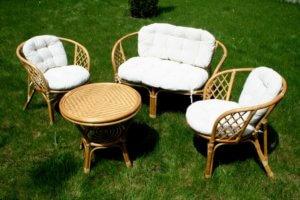 Мебель для террас и веранд, разновидности, материалы для изготовления, особенности выбора