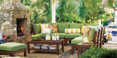 Мебель для террас и веранд