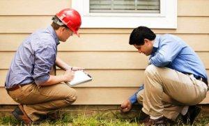 Осмотр дома с првлеченим специалиста, экспертиза дома перед покупкой