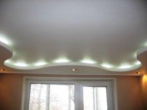 Монтаж электричества для освещения комнат