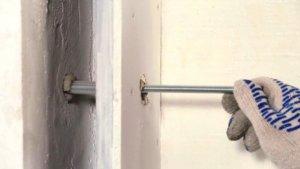 Крепление бойлера к гипсокартонной стене