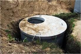 Чем накрыть выгребную яму