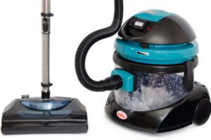 Как выбрать хороший пылесос с аквафильтром