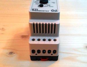 Терморегулятор на греющий кабель