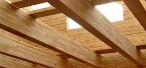расчет деревянной балки на двух опорах