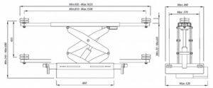 Как сконструировать ножничный подъемник своими руками, подбор привода, материалов, порядок сборки