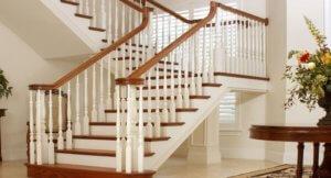 элементы ограждения для лестниц