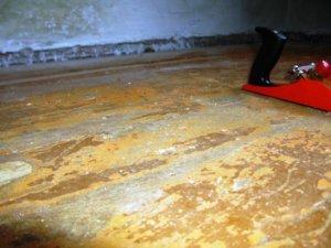 подготовка деревянного пола к укладке паркета