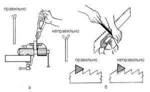 Сварка ленточных пил своими руками, какое оборудование потребуется, описание технологического процесса