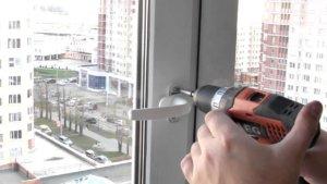 пластиковые окна ремонт регулировка своими руками