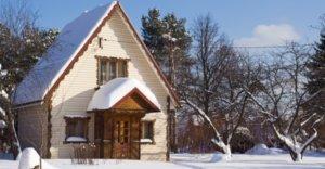 Как утеплить дачный домик изнутри