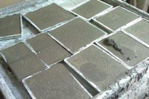 изготовление плитки без вибростола